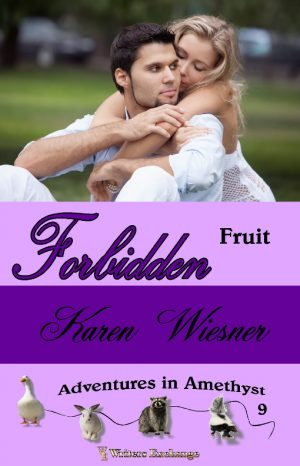 Cover for Forbidden Fruit