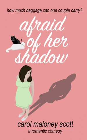Cover for Afraid of Her Shadow