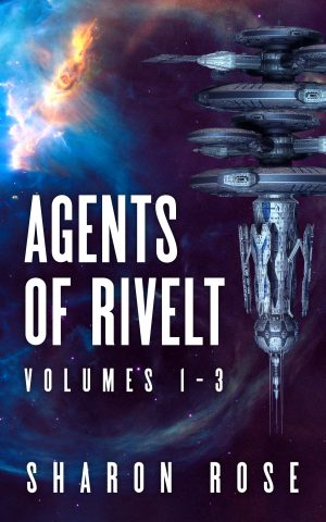 Cover for Agents of Rivelt