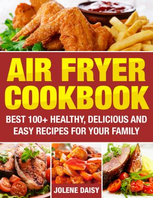 Cover for Air Fryer Cookbook