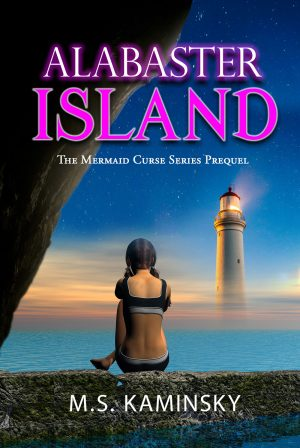 Cover for Alabaster Island