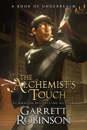 Cover for Alchemist's Touch