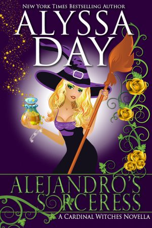 Cover for Alejandro's Sorceress