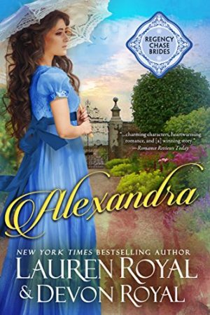 Cover for Alexandra