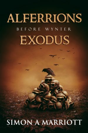 Cover for Alferrions Exodus