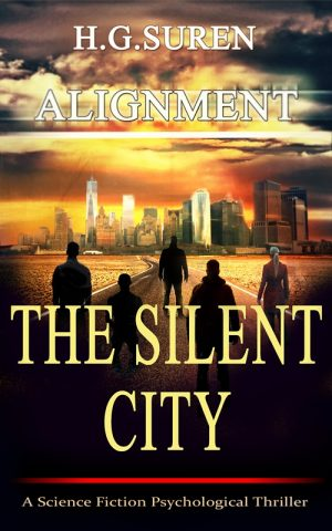 Cover for The Silent City