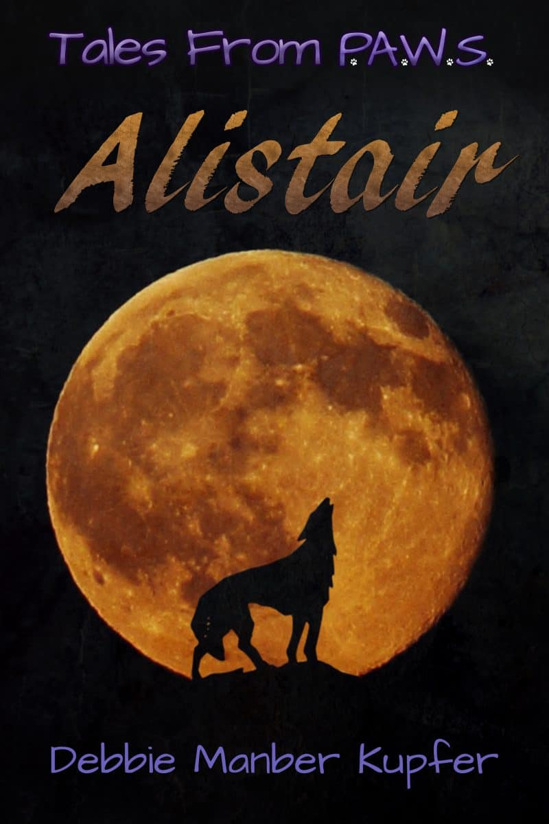 Cover for Alistair