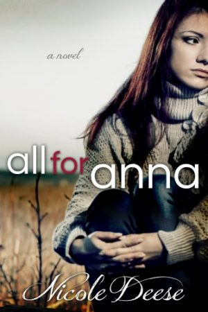 Cover for All For Anna