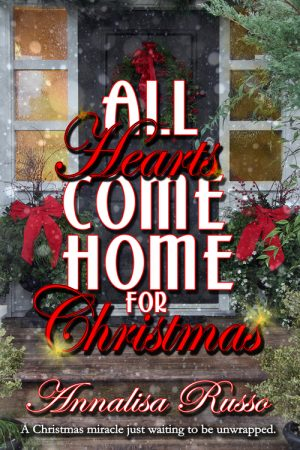 Cover for All Hearts Come Home for Christmas