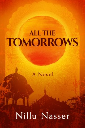 Cover for All the Tomorrows
