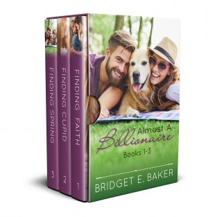Cover for Almost a Billionaire Box Set