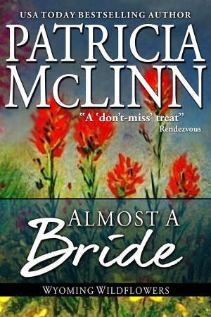 Cover for Almost a Bride
