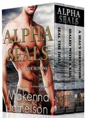 Cover for Alpha SEALs Box Set One