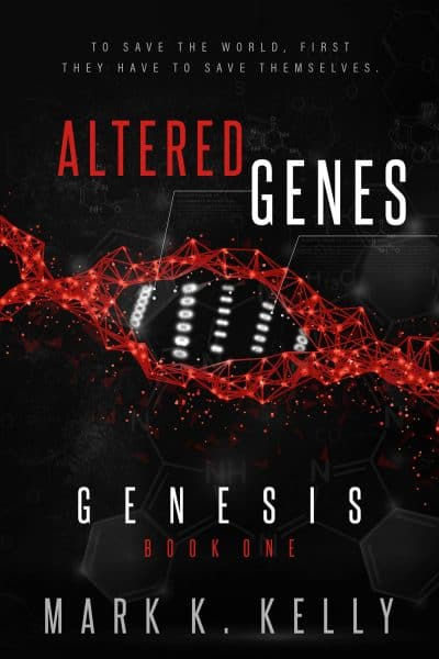 Cover for Altered Genes: Genesis