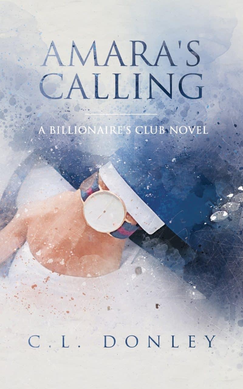 Cover for Amara's Calling