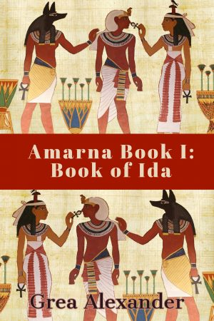Cover for Amarna Book I: Book of Ida