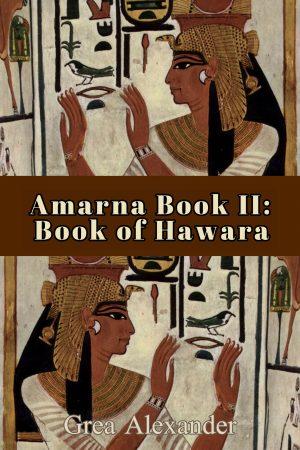 Cover for Amarna Book II: Book of Hawara