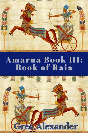 Cover for Amarna Book III: Book of Raia