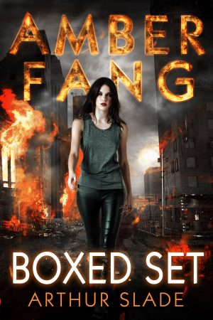 Cover for Amber Fang Boxed Set