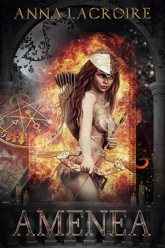 Cover for Amenea