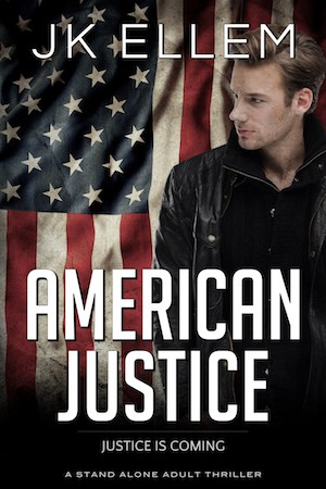 Cover for American Justice