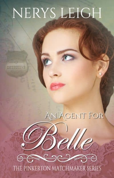 Cover for An Agent for Belle