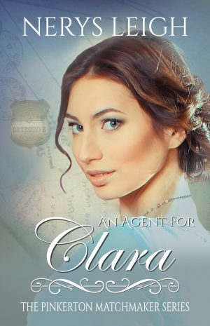 Cover for An Agent for Clara