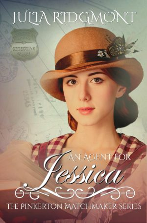 Cover for An Agent for Jessica