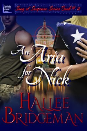 Cover for An Aria for Nick