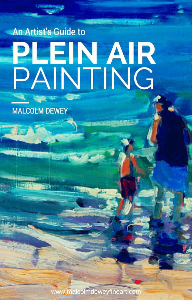 Cover for An Artists Guide to Plein Air Painting