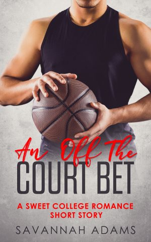 Cover for An Off-the-Court Bet