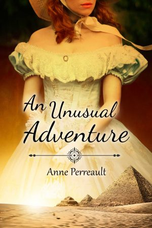 Cover for An Unusual Adventure