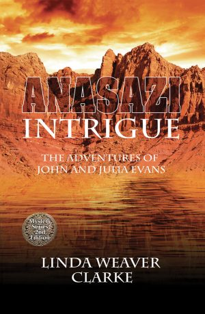 Cover for Anasazi Intrigue