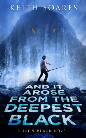 Cover for And It Arose From the Deepest Black