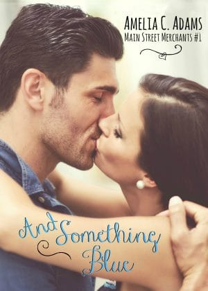Cover for And Something Blue
