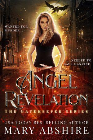 Cover for Angel Revelation
