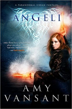 Cover for Angeli