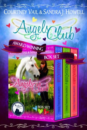 Cover for Angels Club Boxed Set