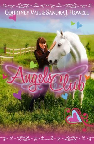 Cover for Angels Club