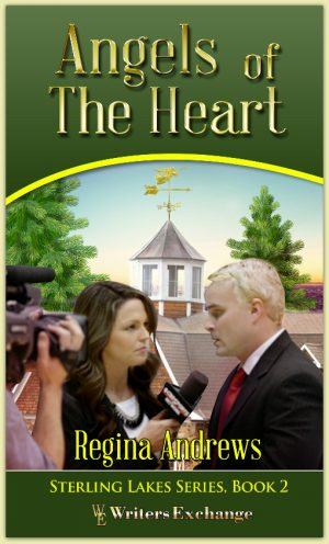 Cover for Angels of the Heart
