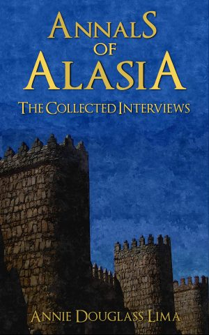 Cover for Annals of Alasia: The Collected Interviews