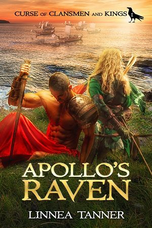 Cover for Apollo's Raven