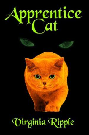 Cover for Apprentice Cat