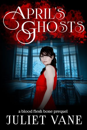 Cover for April's Ghosts