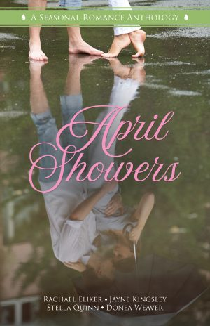 Cover for April Showers