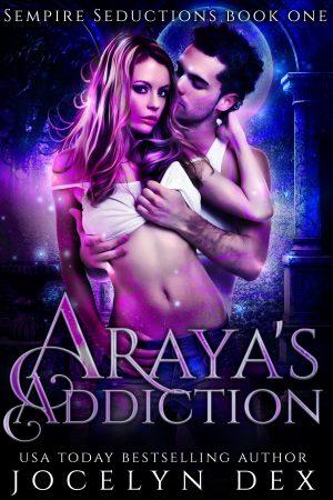 Cover for Araya's Addiction