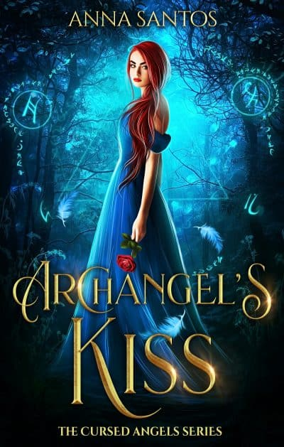 Cover for Archangel's Kiss
