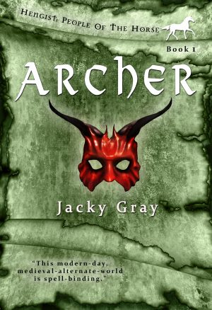 Cover for Archer
