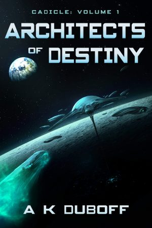 Cover for Architects of Destiny