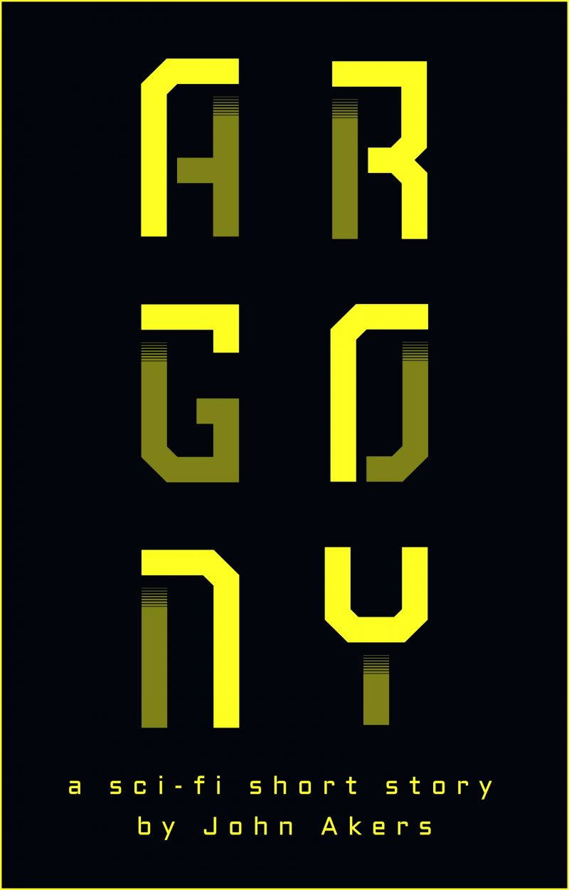Cover for Argony: a sci-fi short story